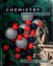 Cover of: Chemistry | Olmsted, John