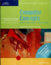 Cover of: Computer concepts | June Jamrich Parsons