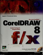 Cover of: CorelDRAW 8 f/x