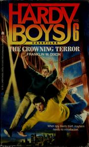 Cover of: The crowning terror