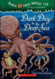 Cover of: Dark Day in the Deep Sea