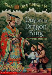 Cover of: Day of the Dragon King