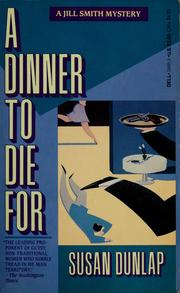 Cover of: A dinner to die for