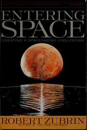Cover of: Entering space