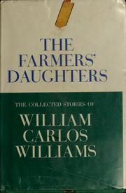 Cover of: The farmers' daughters: collected stories.