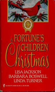 Cover of: A Fortune's children Christmas