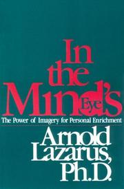Cover of: In the mind's eye