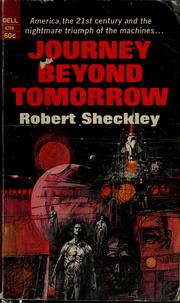 Cover of: Journey beyond tomorrow