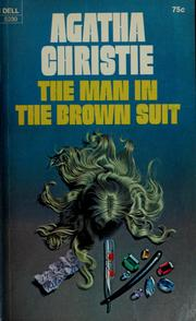 The man in the brown suit (1974 edition) | Open Library