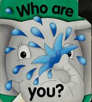 Cover of: Who are you? (BOARD BOOK) | Jane Wolfe