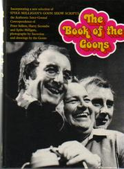 The book of the Goons by Spike Milligan