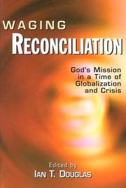 Cover of: Waging Reconciliation