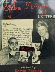 Cover of: The Spike Milligan letters