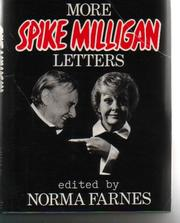 Cover of: More Spike Milligan letters