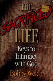 Cover of: The sacrificed life
