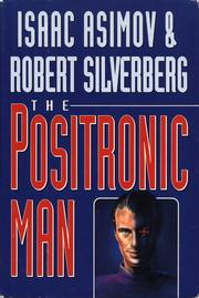 Cover of: The positronic man