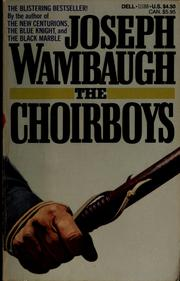 Cover of: The choirboys