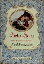 Cover of: Betsy-Tacy | Maud Hart Lovelace