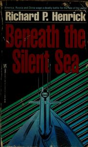 Cover of: Beneath the silent sea