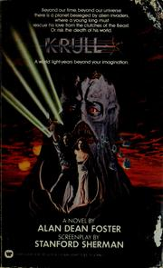 Cover of: Krull: a novel