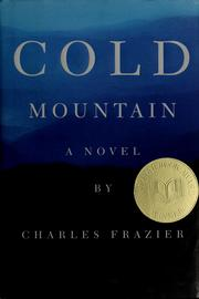 Cover of: Cold Mountain | Charles Frazier