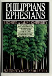 Cover of: Philippians ; Ephesians