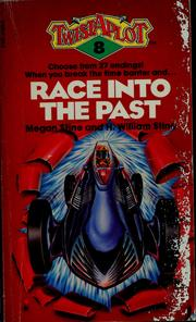 Cover of: Race into the past