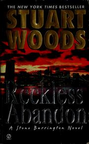 Cover of: Reckless abandon | Stuart Woods