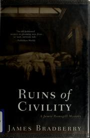 Cover of: Ruins of civility