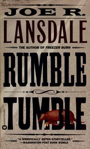 Cover of: Rumble tumble