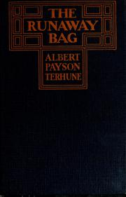 Cover of: The runaway bag