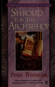Cover of: Shroud for the archbishop