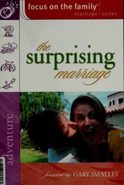 Cover of: The surprising marriage