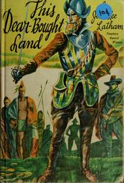 Cover of: This dear-bought land