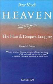 Cover of: Heaven, the heart's deepest longing