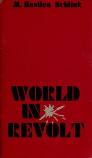 Cover of: World in revolt