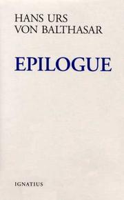 Cover of: Epilogue