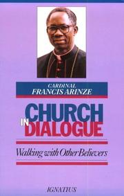 Cover of: The Church in Dialogue