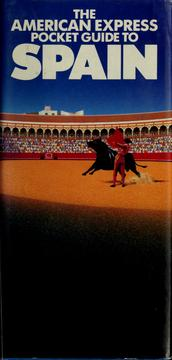 Cover of: The American Express pocket guide to Spain