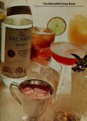 Cover of: The Bacardi party book | Bacardi Imports, Inc