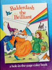 Cover of: Balderdash the Brilliant