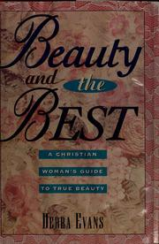 Cover of: Beauty and the best
