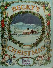 Cover of: Becky's Christmas
