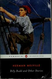 Cover of: Billy Budd and Other Stories