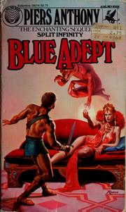 Cover of: Blue Adept