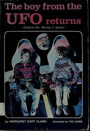 Cover of: The boy from the UFO returns