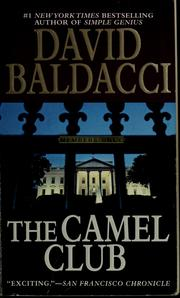 Cover of: The camel club