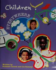 Cover of: Children everywhere