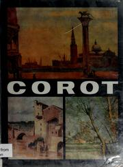 Cover of: Corot