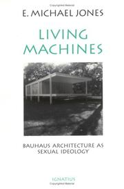 Cover of: Living machines